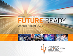 AZTC Annual Report Cover Image, Thumbnail
