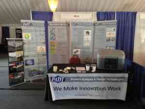 AAMD Conference, PADT Booth