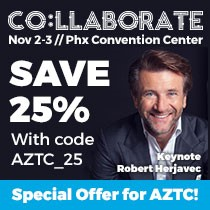 CO:LLABORATE at the World's First Conference on Connected Selling – Right Here in Phoenix, Arizona