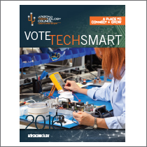 Vote TechSmart Cover