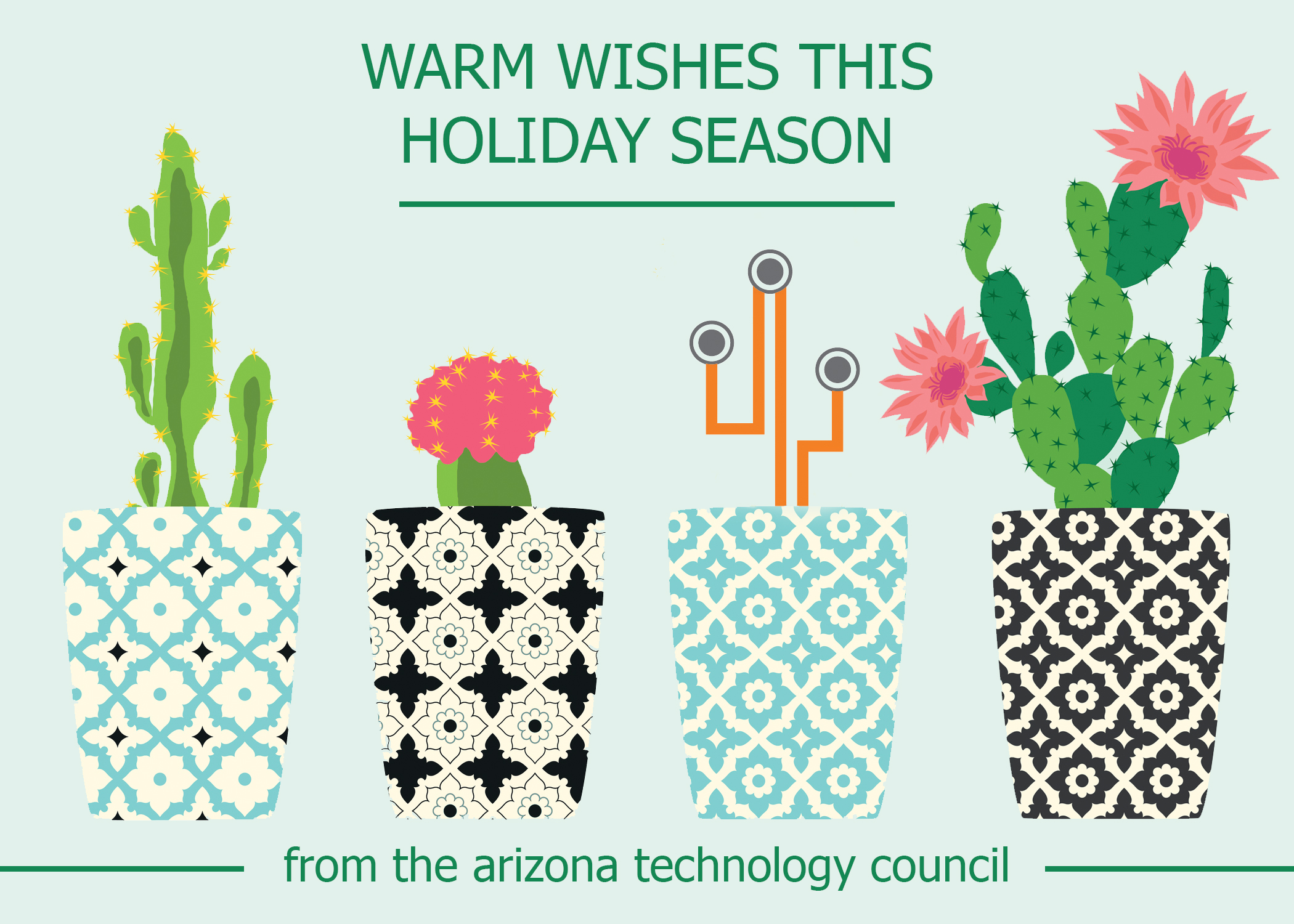Warm Wishes this Holiday Season from the Arizona Technology Council