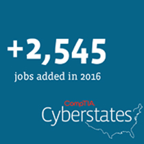 2017 CompTIA Cyberstates Report Released