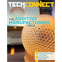 Spring 2017 TechConnect Magazine: The Additive Manufacturing Issue  Copy