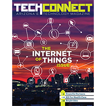 Summer 2017 TechConnect Magazine: The Internet of Things Issue