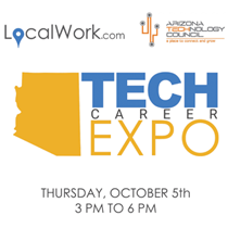 Hire the Top Tech Talent in AZ at the Tech Career Expo