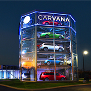 Car-vending machine company Carvana continues driving momentum