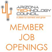 September 2018 AZTC Member Job Openings