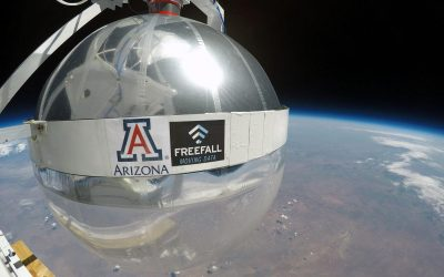 Tucson Tech: NASA balloon test big step for UA antenna spinoff
