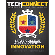 FALL 2018 TECHCONNECT MAGAZINE: STATE COLLEGE AND UNIVERSITY INNOVATION