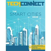 WINTER 2018 TECHCONNECT MAGAZINE: THE SMART CITIES ISSUE