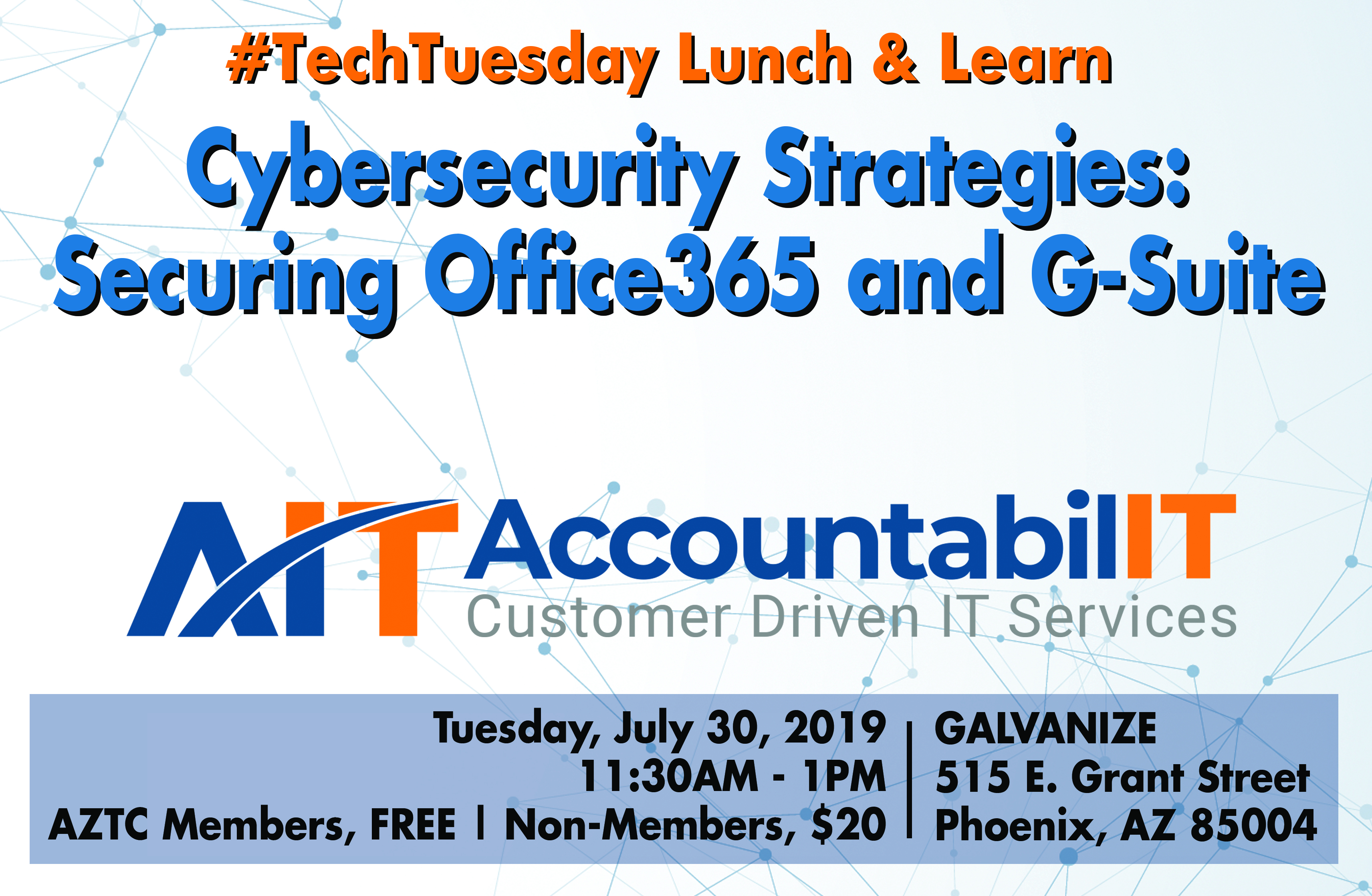 Cybersecurity Strategies: Securing Office365 and G-Suite